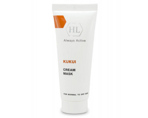 KUKUI Cream Mask for dry skin